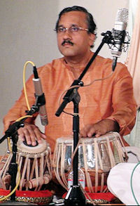 Satish Tare of Tabla Niketan